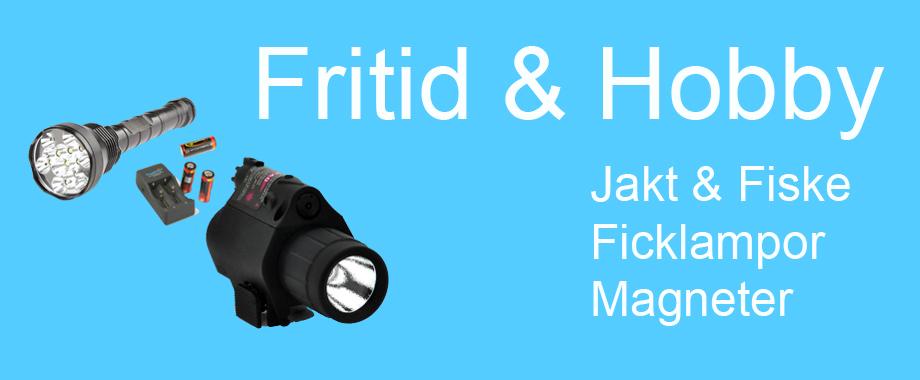 Fritid & Hobby