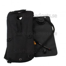 2.5L Tactical Duffle Nylon Waterbag Ryggsäck Med Tube / Waterbag