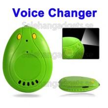 Telefon Voice Changer Med Ficklampa (Grön)
