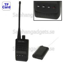 Micro Wireless Audio Transmitter Bug