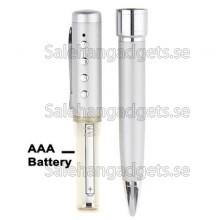 1GB Digital Voice Recorder Pen Med MP3-Funktion