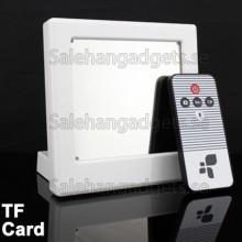 Kameraövervakning Klocka Med U Disk För Lagring / Rörelseavkänning