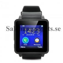 Bluetooth Mobil Klocka, Svara Samtal, SMS, Telefonbok Sync, Kamera Fjärrkontroll