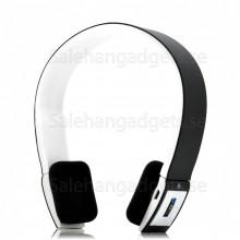 Wireless Bluetooth 3.0 Audio Headset - 2 Channel Stereo, Inbyggda Kontroller