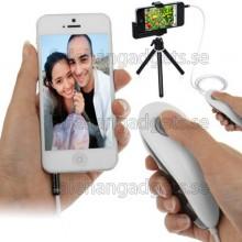 Kamera Fjärrkontroll Med Kabel För IPhone