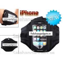 Sport Armband För Apple IPhone 3GS 3G Svart