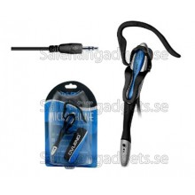Multimedia Skype Headset-Blue/Black