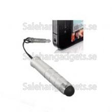 Högkänslig Stylus Pen För IPhone 3G/3GS/4G & IPad (Silver)