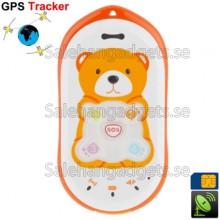 GPS GSM Mobiltelefon / GPS Tracker För Barn
