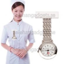 Hygienklocka, Sjuksköterska Klocka Med Pin