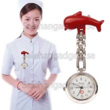 Delfine Stil, Hygienklocka, Sjuksköterska Klocka Med Pin