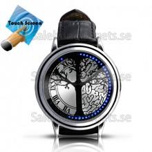 Blue Hybrid - Touchscreen LED Watch