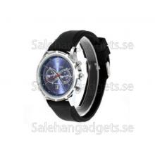 Fritid Armbandsur Med Datum För Man (Safir)