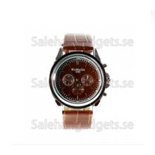 Generös Och Mode Circle Design Armbandsur