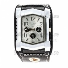 Armbandsur, Svart & Vit