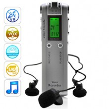 Digital Voice, Telefon Recorder, 4 GB
