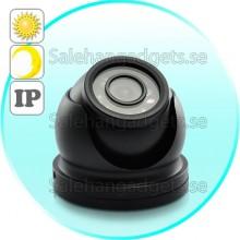 Mini Dome Kamera - Vandalsäker, Night Vision, SONY CCD-PAL