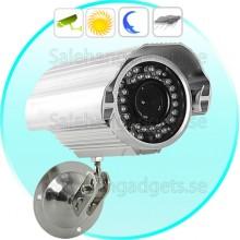 CCTV Säkerhet Kameran Med Sony Super HAD CCD Och Nightvision