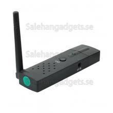 4-Kanals 2,4 GHz Video Och Ljud Övervakning Trådlös, USB DVR Mottagare