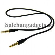 3,5 Till 3,5 mm Bil Aux Audio Kabel, Mini Speaker, Mobiltelefon