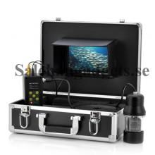 1/3 tums Sony CCD Undervatten Fiske Kamera, Fjärrkontroll, 7 tums LCD-skärm, 14x Led