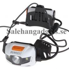 LED Pannlampa, 220Lm, IPX6, Multifunktions Rörlig Strålkastare