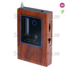 Anti Spion RF Signal Detektor, Trådlös Hålkamera, Mobil Signaler