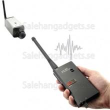 Anti Spion, Trådlös Video Och Ljud Signaldetektor