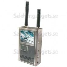 Professionell Anti Spy, Trådlös Spionkamera Scanner, RF-Detektor