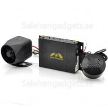 GPS Bil Tracker - 2 Vägs Röstkommunikation, Centrallås, Real-Time Tracking