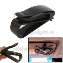 Glasögon Hållare För Bilen (Svart)
