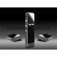 Professionell Mini Digital Voice Rekorder, 8GB, LCD