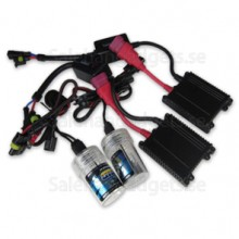 HID Driving Xenonljus - Connector H7, 8000K