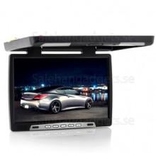 17 Tums Takmonterade Bil Monitor - IR-Sändare, 1440x900, PAL + NTSC