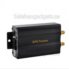 GPS Tracker - Data Logger, För Fleet Management, Fordon Skydd, GSM, Quad-Band Anslutningar