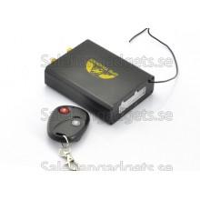 Bil GPS Tracker - Car Alarm Funktioner, Realtid Spårning
