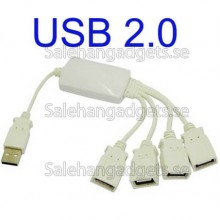 4 Port Mini HUB, USB2.0