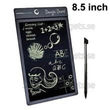 8,5 Tums Boogie Board Papperslös LCD Skrivskiva