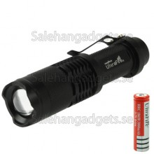 Cree LED Focus Ficklampa, 700lm