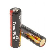 TF 14.500, 3.7V Uppladdningsbart Litiumjonbatteri