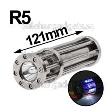 Cree R5 6-Läge Med 8 LED-Lampor