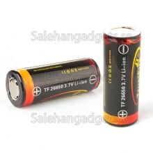 Uppladdningsbar Li-Ion Batteri Med PCB, 3.7V, 5000mAh, 26.650