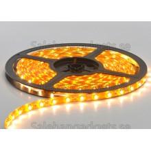 Direkt-Stick Flexibel LED Ljuslist + Varmvita LED Light (5 Meter)