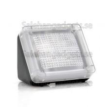 Falsk TV LED-Ljus - Inbyggd Ljussensor, Timer, Inbrottstjuv Avskräckande