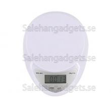 Electronik Digital Köksvåg 5000g - 1g