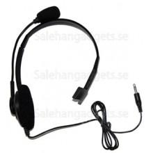 Pro Trådlös Headset Med Mikrofon