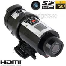 Sport Vattentät Digital Videokamera 720P, 5,0 Megapixel , TV-Out Och HDMI