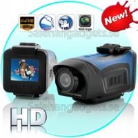 1080p Full HD Extrem Sport Videokamera
