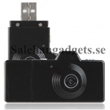 Digital Spionkamera, HD 480P, Mini DVR
