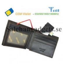4,5 Watt GSM Plånbok Med Trådlös Spion Hörlur
